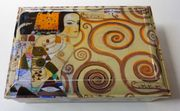 Künstlertruhe nach Gustav Klimt