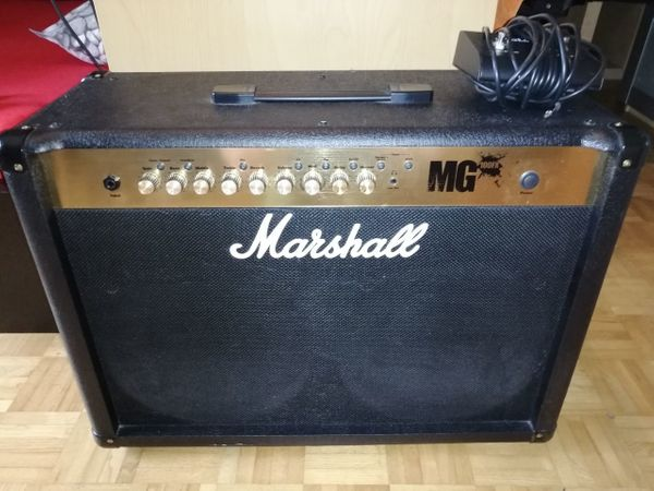 Marshall MG-100FX E-Gitarren Verstärker