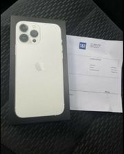 IPhone 13 Pro Max Silber
