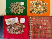 Münzsammlung Europäischer Währungen