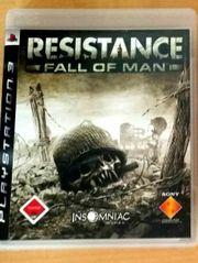 Resistece 1 - ps3