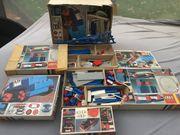 Lego-Eisenbahn Raupenfahrzeug - Dachbodenfund in Originalverpackung