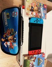 Nintendo Switch v2 unter Garantie