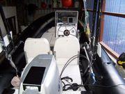 Motorboot MX 480 mit Trailer
