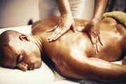 Wellness-Massage Lingam-Massage