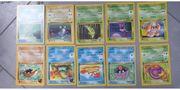 Pokemon Karten Edition 1