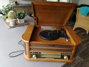 Retro Stereoanlage - Plattenspieler
