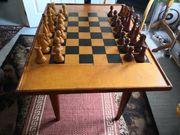 Schach-Tisch