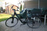 Kalkhoff Citybike mit Waverahmen