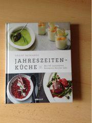 Kochbuch Jahreszeitenküche von Shane McMahon