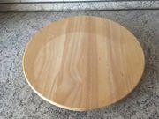 Servierrondell aus Holz