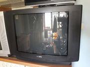 röhrenfernseher sony zu verschenken