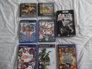 7 Play Station Spiele