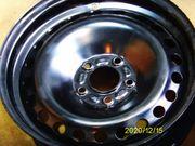 Ford 16 Stahlfelgen