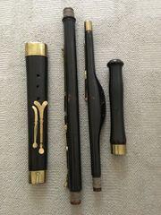 Klassisches Fagott Originalinstrument ca 1800