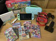 Nintendo Switch neue