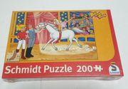 Schmidt Puzzle 200 Teile bibi