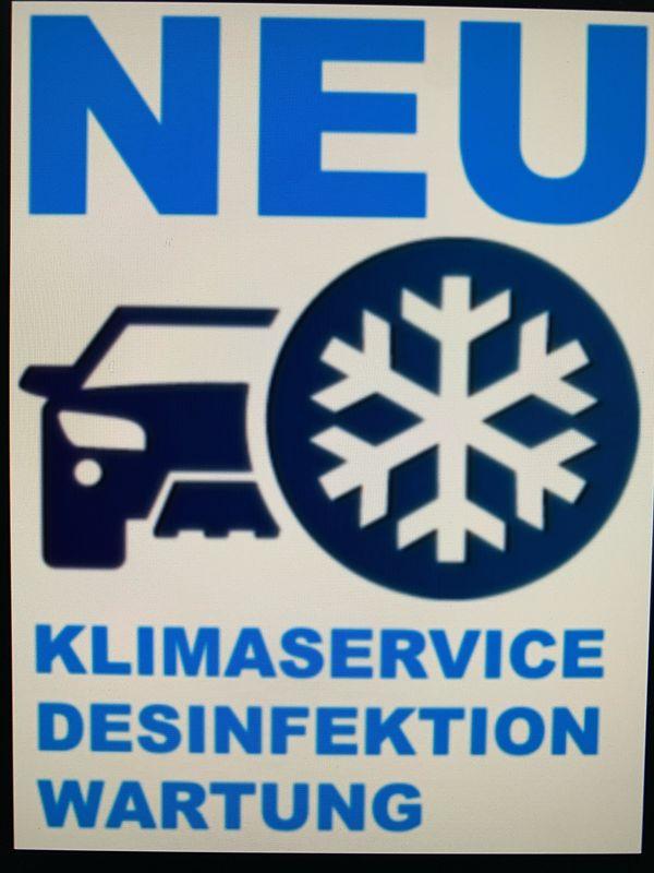 Klimaservice mit befüllung ab 49