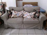 2er sofa zu verkaufen