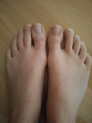 Fußfetisch Fußnägel Zehennägel