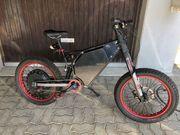 Elektro Mountainbike Enduro