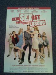Orginal Plakat A1 Kein Sex
