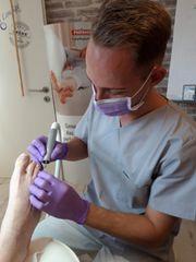 mobile geprüfte Fach-Fußpflege
