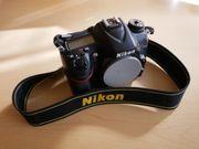 Nikon D7100 - sehr guter Zustand