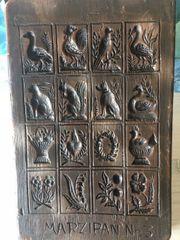 Wunderschönes einzigartiges antikes Wachsbild Handarbeit