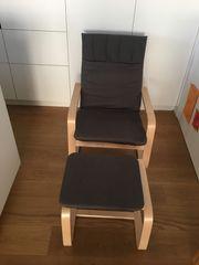 Ikea Pöang Sessel Schwingsessel Stuhl