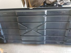 Dachbox Jetbag 450 gebraucht L: Kleinanzeigen aus Weingarten - Rubrik Fahrrad-, Dachgepäckträger, Dachboxen