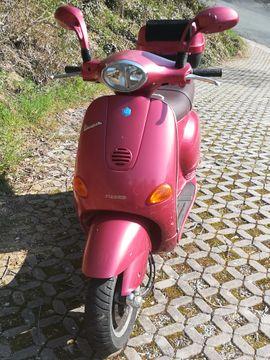 Piaggio, Vespa, APE Roller - Vespa Piaggio Roller M04 125