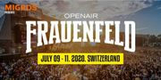 Tickets Openair Frauenfeld