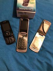 Handy 2 Motorola Gleam und