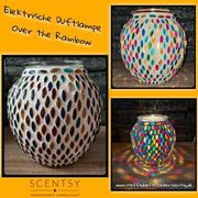 Elektrischeduftlampe Over the Rainbow Scentsy