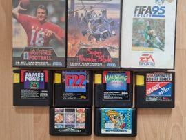 Sega Mega Drive Spiele MegaDrive: Kleinanzeigen aus Offenbach Offenbach am Main - Rubrik Mega Drive