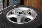 Felgen Alu rondell mit Reifen