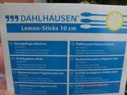 Mundpflegestäbchen Lemon-Sticks