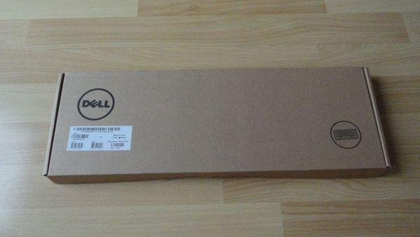 Nagelneue DELL USB Tastatur KB216-BK