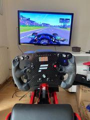 F1 Racing Playseat mit Lenkrad