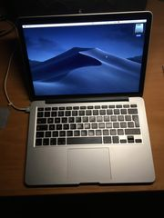Apple MacBook Pro 13 Anfang