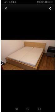 Bett 1 60x 2m