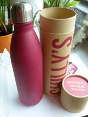 Chilly s Bottle Pink Thermoflasche