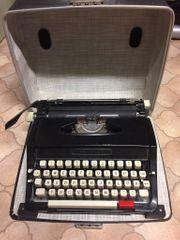 Schreibmaschine Privileg Kellerfund endet am