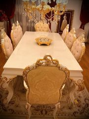 Esstisch mit Stühlen Im Barock