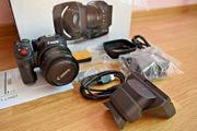 Canon XC10 4K Professioneller Camcorder