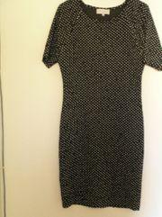 Kleid Punkte Polka Dots Gr