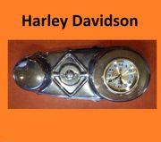 Harley Davidson Wanduhr