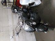 verkaufe Luxxon cruiser motorroller 50ccm