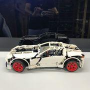 Lego Technic 8070 - Supercar in